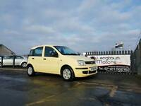 Fiat panda active eco very low miles years mot warranty included