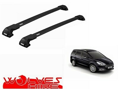 t-profile Ford Galaxy MPV Pair of 06-09 Roof Bars D-T 140cm