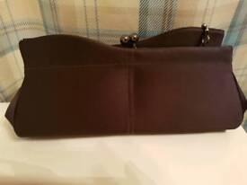 Coast clutch bag