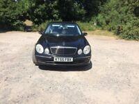2005 Mercedes E280 CDI 7G Tronic Avantguard * LONG MOT* *SERVICE HISTORY*