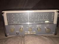 Edison radio