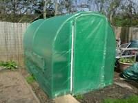 Garden tunnel 2x3m good condition