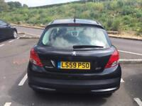 Peugeot 207 1.4 Cheap Runner with history and mot ( Rattle noise on Engine)