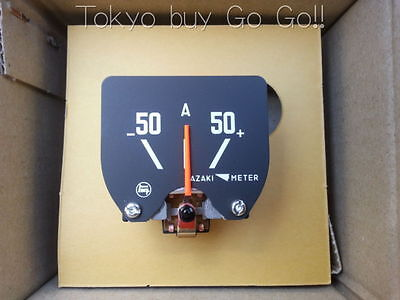 Toyota Land Cruiser Ammeter Gage Genuine Parts BJ4#,FJ4#,HJ4# Series 1980-86