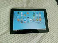Samsung galaxy tablet model PT 7310 swap for Android phone,laptop, gopro