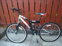 Jeep adult mountain bike