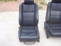 leather seats campervan honda