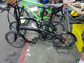 Bike Tern X20 folding bike
