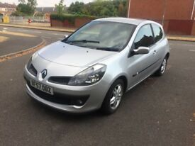 57 Reg Renault Clio 1.4 - NEW SHAPE/TOP SPEC