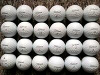 24 Titleist Prov1s all great condition