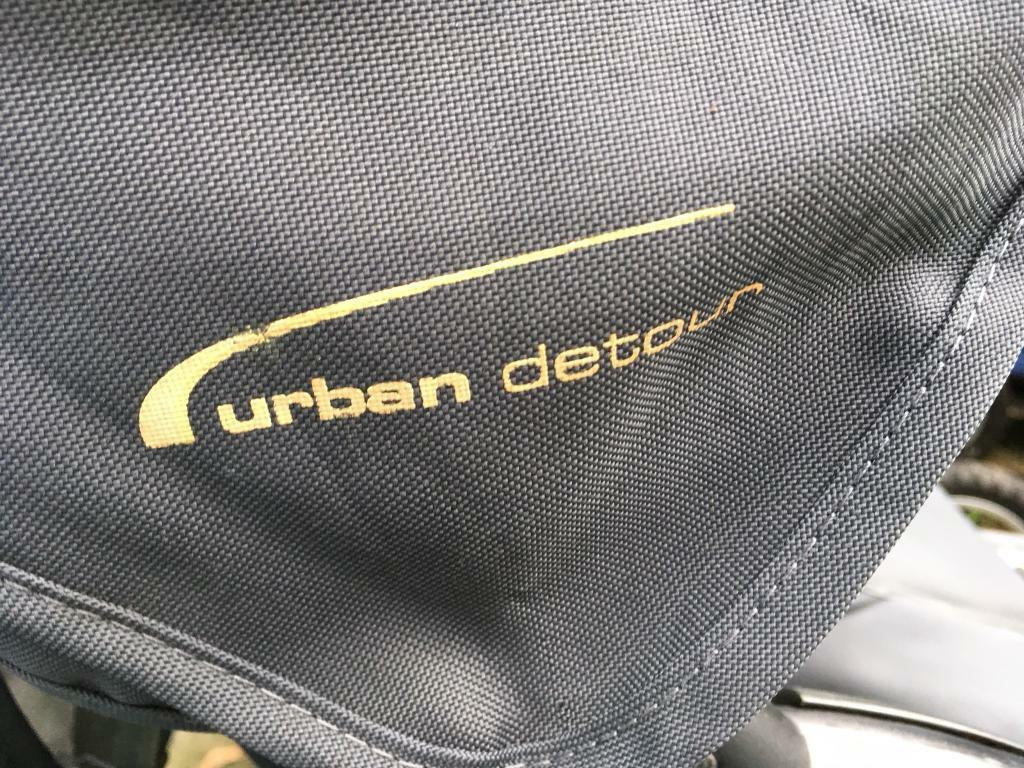 Mothercare urban detour double buggy