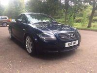Audi TT 1.8 225 2002 Turbo Quattro ***Low Miles 56K*Cambelt Changed*Fantastic Condition***