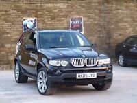 2005 BMW X5 4.8IS BLACK SERVICE HISTORY LPG CONVERSION M SPORT MOT SERVICE HISTORY