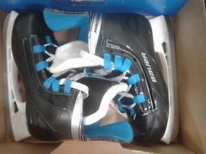 Bauer Prodigy Boys Hockey Skates, We Sell Used Sports Equipment (53506)(JY118485)