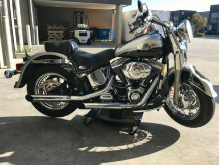 HARLEY DAVIDSON HERITAGE SOFTAIL 04/2003 MODEL PROJECT OFFERS
