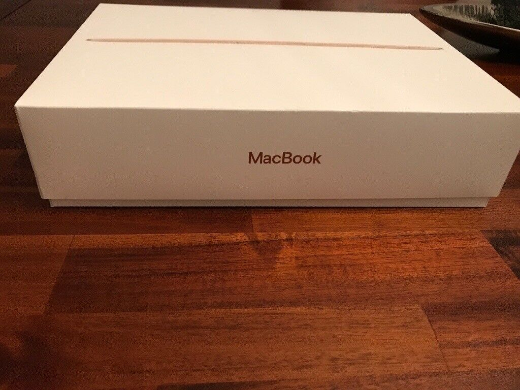 MacBook Gold 2017 - COLLECTION ONLY