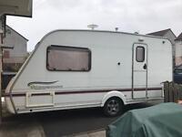 2 berth swift sandymere caravan