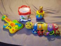 Musical toys good working condition