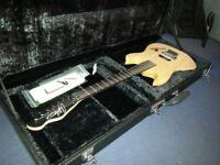Chapman ML-1 Hot Rod Electric Guitar, Floyd Rose, Push/Pull-Pickup: Seymour Duncan TB4 JB