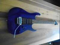 Ibanez Rg270 righthanded electric 6 string guitar