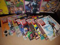 Vintage 1980's 2000AD Comics - Vintage comics