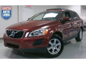 2011 Volvo XC60 3.2 AWD - CUIR - TOIT PANO - BLIND SPOT