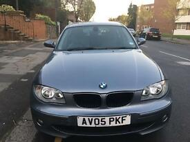 BMW 1 SERIES 2005 Diesel SE Automatic Great Condition