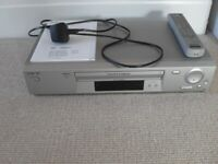 Sony Video Recorder, been stored away but was working when put away.