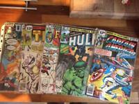 Comic books for sale