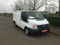 FORD TRANSIT 2.2TDCi 280 SWB Panel Van (white) 2011