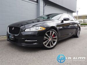2014 Jaguar XJ L Supercharged! Loaded! Easy Approvals!