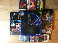 PLAYSTATION 2 (PS2) CONSOLE AND GAME BUNDLE JOB LOT /WHOLESALE