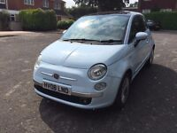 2008 Fiat 500 Lounge 1.3 diesel leather QUICK SALE