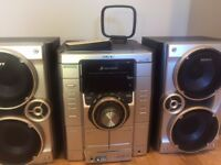 Sony MHC-RG270 Hi Fi System + Remote GREAT CONDITION