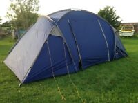 Halfords family 4man tent