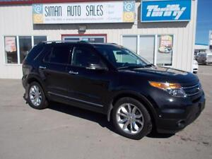 2013 Ford Explorer Limited LIMITED / 4X4