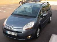 For sale Citroen C4 GRAND PICASSO 7 SEATER 2008 YEAR 1.6 DIESEL FSH LONG MOT PX AVAILABLE
