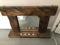 Mirror - Oak Frame