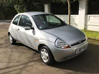 FORD KA STYLE 2007 3 DOOR 1.3 SILVER 50k DRIVES THE BEST LONG MOT