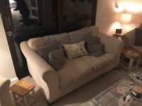 Two M&S sofa's for sale. 3 seater and 2 seater in good condition in Tunbridge Wells.