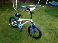 Boys bmx bike 4 - 6 year old