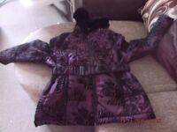 Joe Brown winter coat