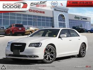 2016 Chrysler 300 S|8.4 TOUCHSCREEN|NAV|SIRIUS XM|PWR SEAT|BLUET