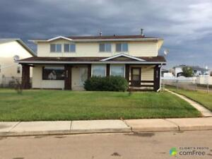 $227,500 - Semi-detached for sale in Tofield