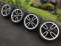 "18"" Mini JCW John Cooper Works GP wheels/alloys"