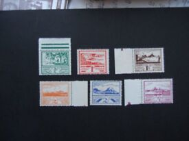 STAMPS – 1943 - JERSEY
