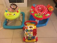 Baby walker bundle