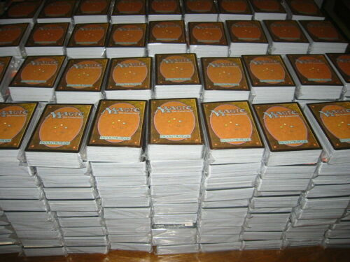 Magic The Gathering Instant Wholesale Collection Lot 4000+ Cards,w/rares/foils!!