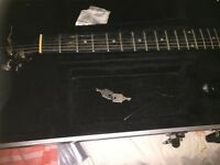 Vintage guitar case collection from high Wycombe see my other guitars and cases