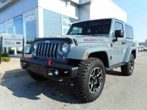 2014 Jeep Wrangler JEEP WRANGLER RUBICON TRAIL RATED,CUIR,NAVIGA